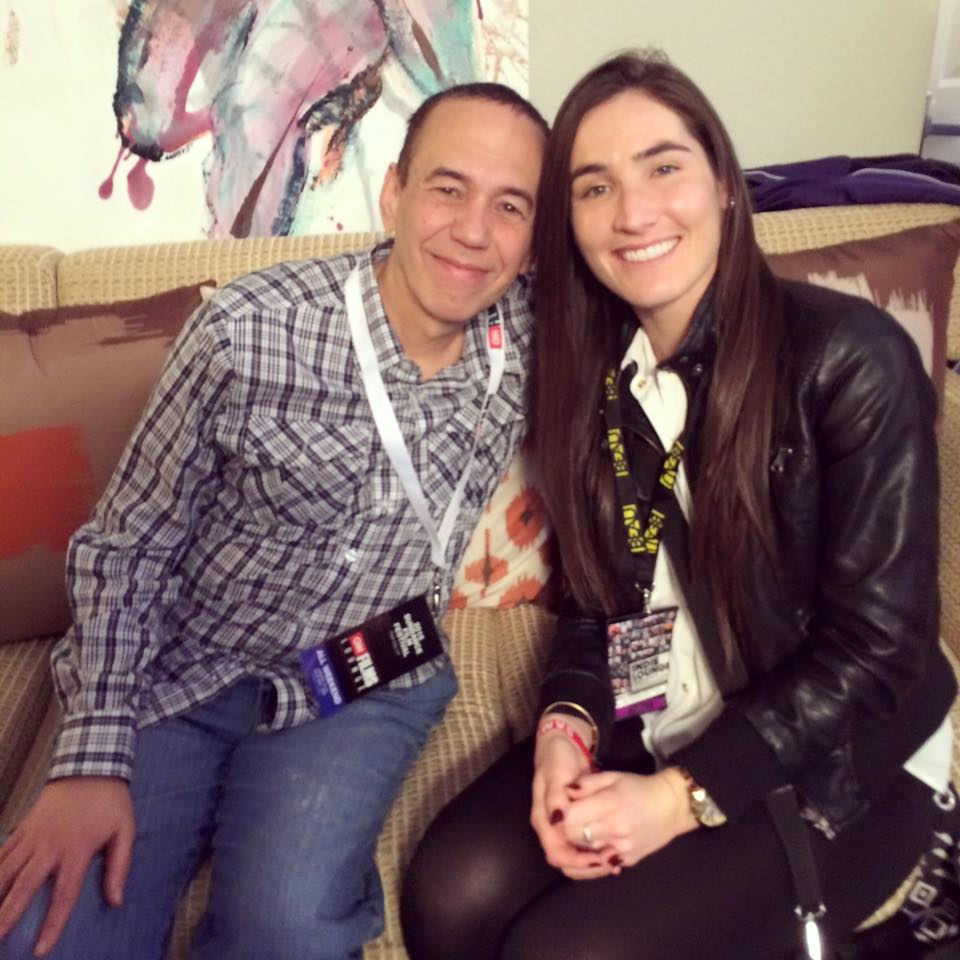 Home Business Magazine catches up with actor Gilbert Gottfried at Sundance 2016 #IndieLounge.