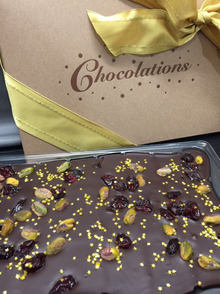 Chocolations' luscious treats are sure to satisfy any sweet tooth.