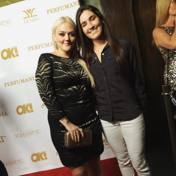Elle King chats with Home Business Magazine at OK! Magazine's Pre-Grammy event.