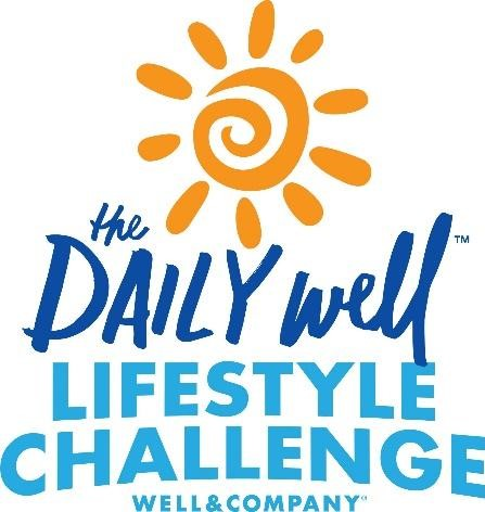 Daily Well Lifestyle Challenge