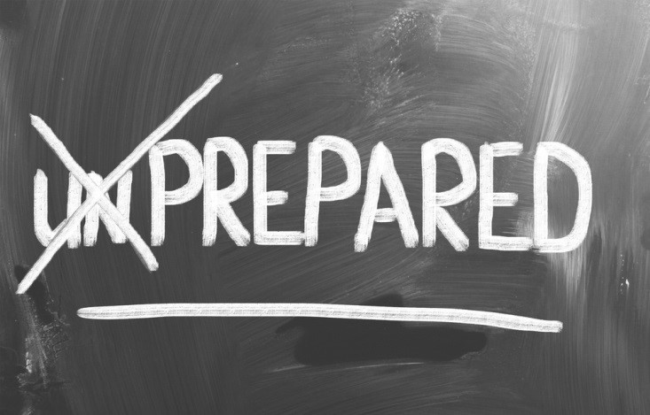 Disaster Continuity Planning Preparation