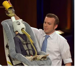 Inventor is Laughed off Shark Tank Gets Funded on Kickstarter