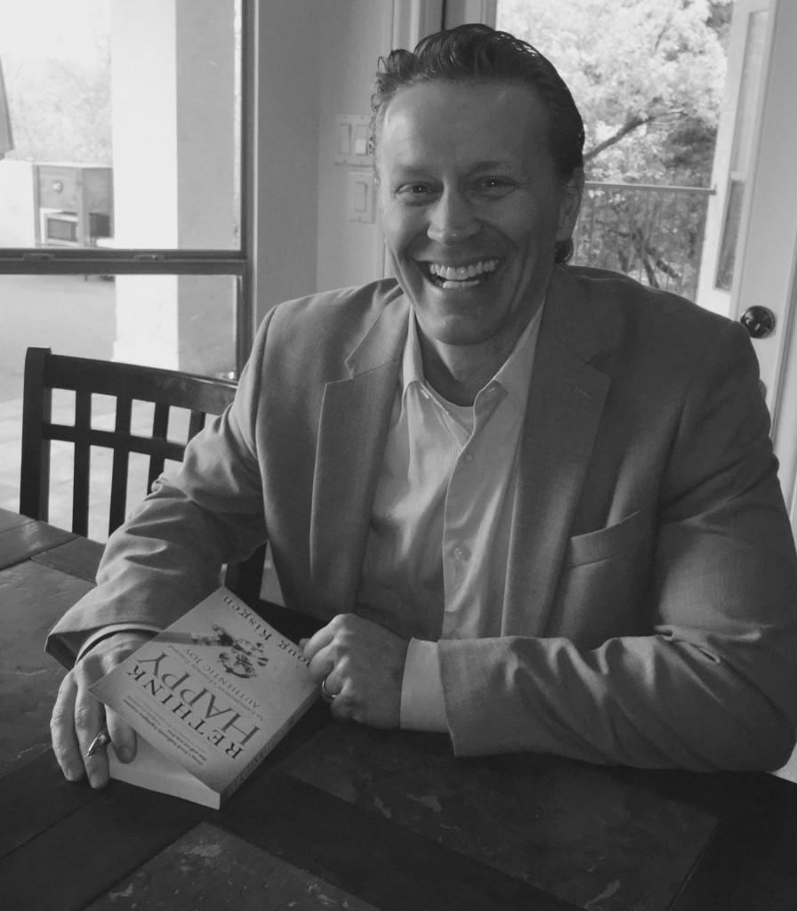 Doug Signing Book 1