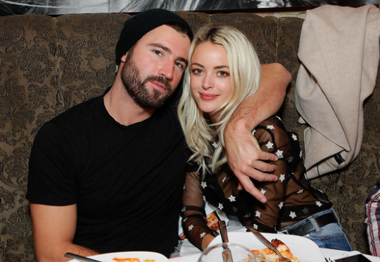 Brody Jenner and his fiance, Kaitlynn Carter, picked up American Made Supply Co beanies at ChefDance 2017.