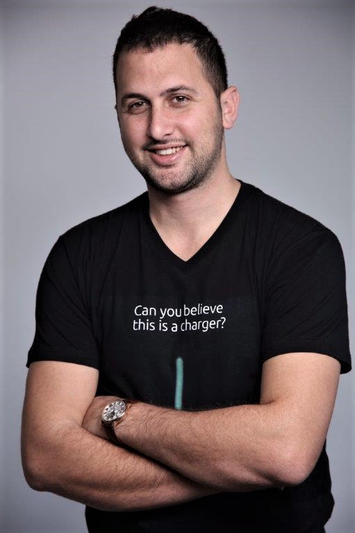 Itay Hasid, co-founder and co-CEO of Kado - for web