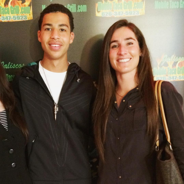 Home Business Magazine catches up with Blackish star Marcus Scribner at the GBK Pre-MTV Movie Awards Gift Lounge.