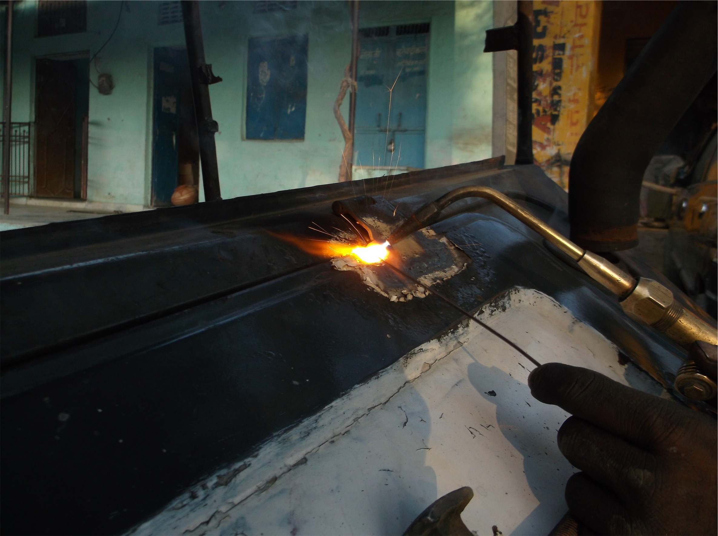 4 Things You Need To Know About Welding Home Business