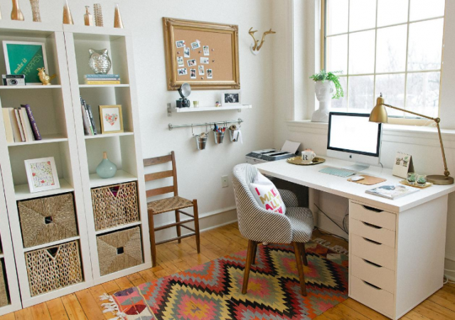 create a home office. Delighful Create Create A Dedicated Workspace For A Home Office C
