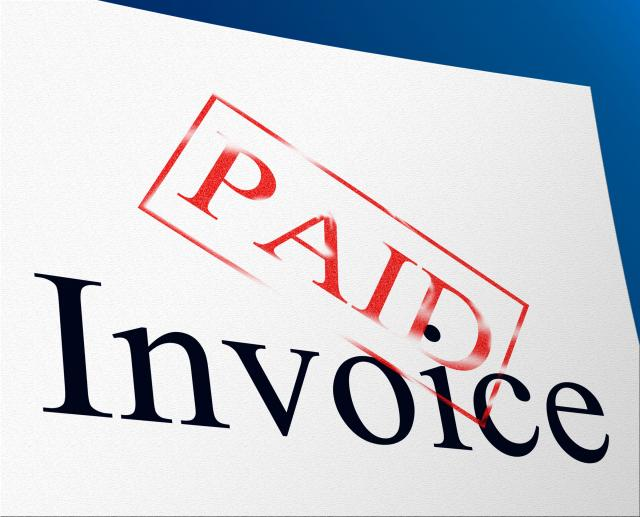 the difference between an invoice and a receipt home business magazine