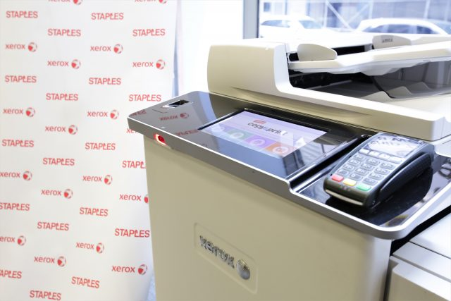 Staples provides self servicefull service printing for the mobile choosing staples to assist with putting together marketing materials can make all the difference when connecting prospects with your venture colourmoves