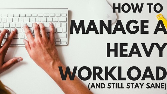how to manage work and home life