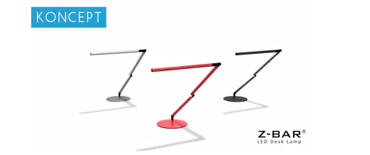 Light Up Your Workspace With Bellacor S Versatile Koncept