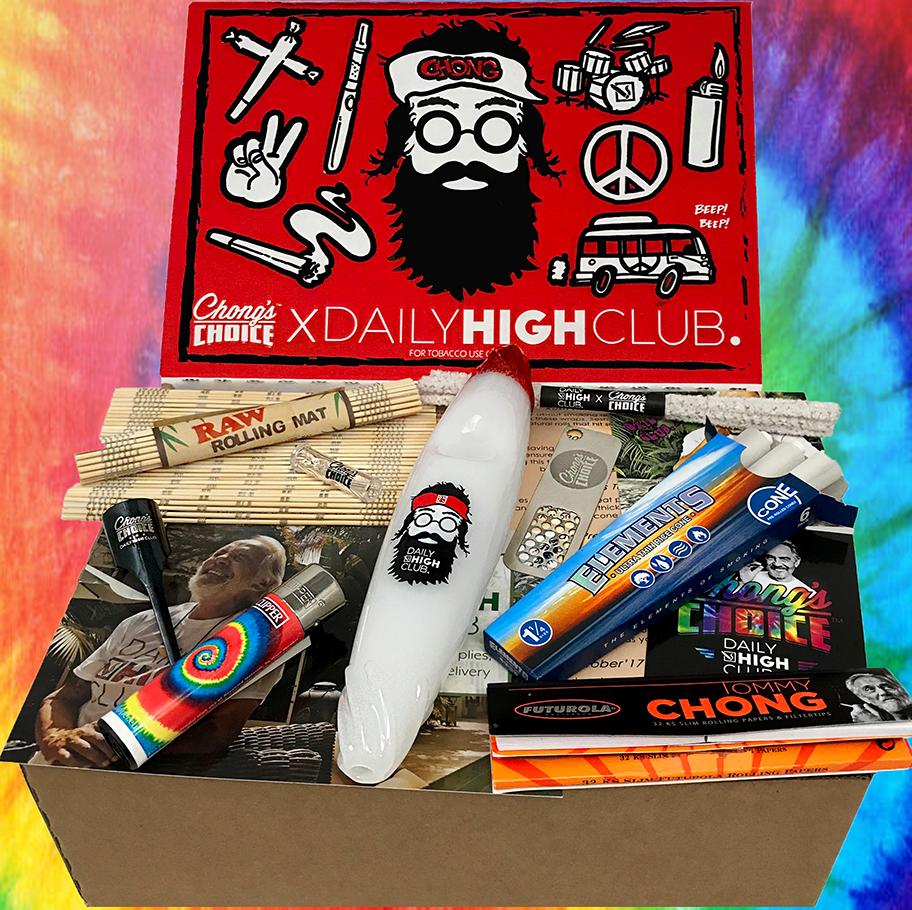 Avid Cannabis Enthusiast Harrison Baum Launches Daily High