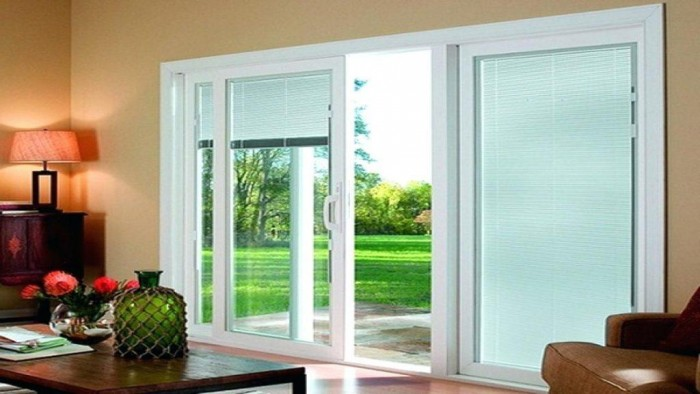 Lifestyle Tip Selecting Blinds For Patio Doors Home Business Magazine