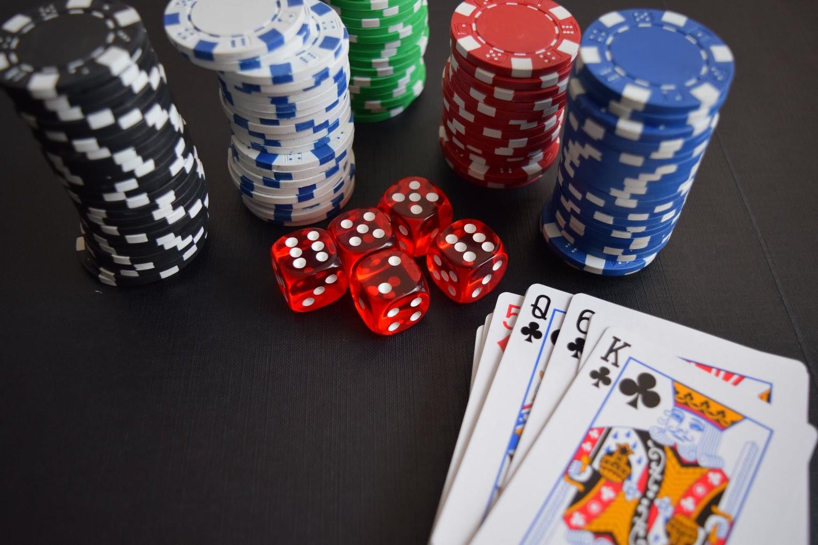 How do Casino Games Increase Economic Development?
