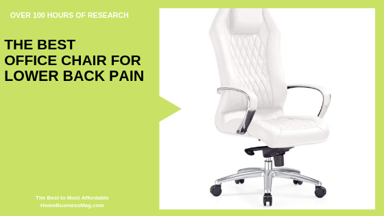 The Best Office Chair for Lower Back Pain | Insider Secrets