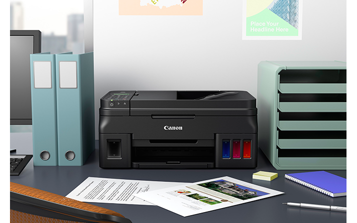 Upgrade Your Home Office with Canon U S A Inc 's PIXMA G4210