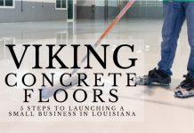 Viking Concrete Floors