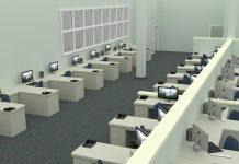 Sleek office