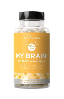 Eu Natural's My Brain Supplement