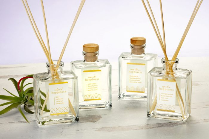 Prosperity Candle Reed Diffusers