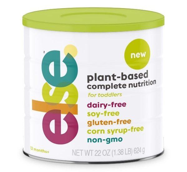 Else's Plant-Based Toddler Nutrition