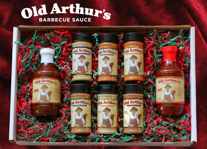 Old Arthur's sauces and graters