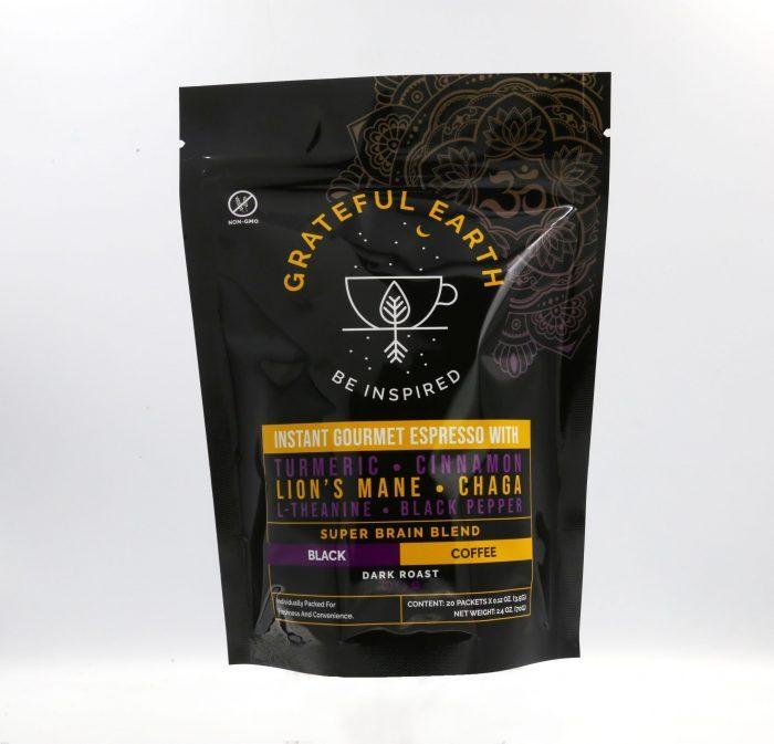 Grateful Earth Coffee