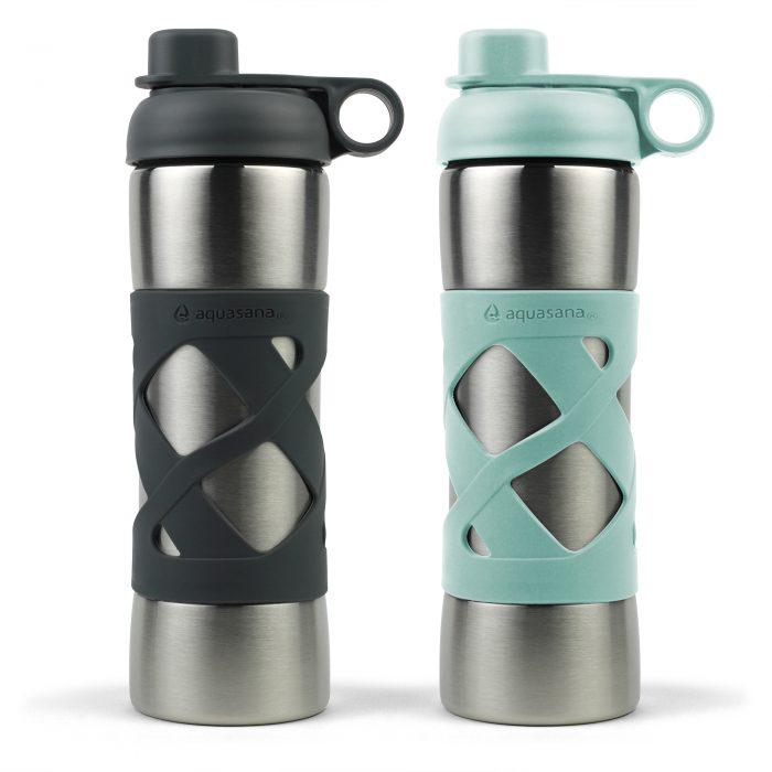Aquasana's Clean Water Bottle