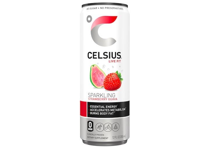 Celcius Strawberry Drink