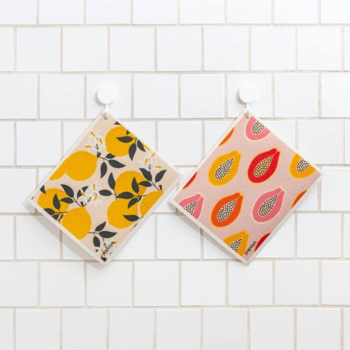 PapayaReusable Paper Towels